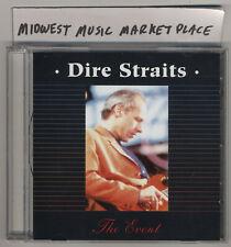 Dire Straits - The Event CD - Rare Import - Dortmund 1991 - Heavy Fuel   Romeo