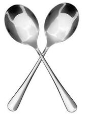 Stainless Steel X-Large Serving Spoons (2-Pack), Serving Utensil, Buffet &