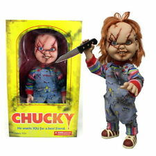"Child's Play CHUCKY Mega Scale 15"" action figure-Mezco-Good Guys-Bride of-NIB"