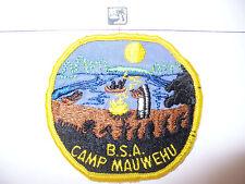 1960s Camp Mauwehu,Mauwehu Council,pp,OA 389,408,59,10,Ridgefield,Connecticut,CT