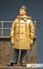 1/35th SECONDA GUERRA MONDIALE Royal Navy marinaio in Montgomery Wee amici WF35007 KIT non verniciata