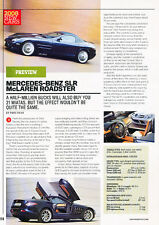 2008 Mercedes Benz SLR McLaren Roadster - Classic Article D90-J130617