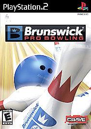 Brunswick Pro Bowling (Sony PlayStation 2, 2007) Ps2 Tested