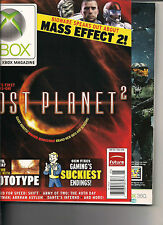 XBOX MAGAZINE MAY 2009 LOST PLANET 2 Demo FIGHT NIGHT CHAMPION & WOLFENSTEIN