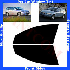 Pre Cut Window Tint Volvo V50 Estate 5 Doors 2004-2011 Front Sides Any Shade