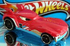 2014 Hot Wheels Race Triple Track Twister Exclusive Howlin' Heat