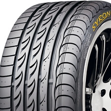New 225/40R18 Syron RACE 1 Plus Performance Tires 2254018 92W 225 40 18 R18