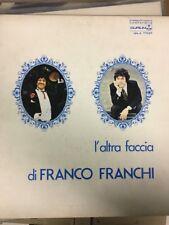 Franco Franchi - lp L' altra faccia di Franco Franchi