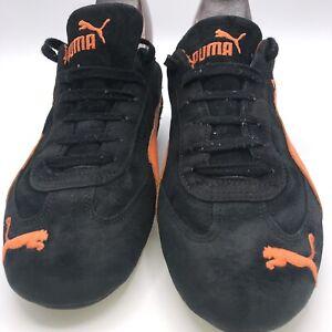 Puma Drift Cat 5 Carbon black Men's lifestyle sneakers motorsport trainers NEW