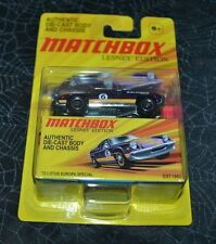2010 MATCHBOX LESNEY EDITION '72 LOTUS EUROPA SPECIAL