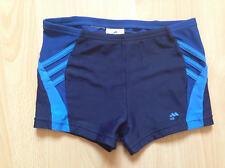 Adidas Gr. 152 Badehose blau