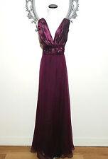 $830.00 Rickie Freeman Teri Jon Berri Evening Gown 100% silk Size 22 W NWT