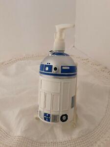 New Lucasfilm Ltd.  Star Wars R2D2 Lotion Pump