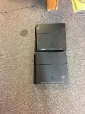 Lot of 2 Playstation 4 Systems PS4 For Parts Or Repair