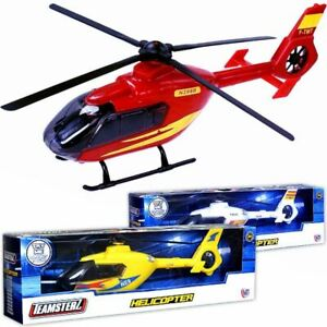 Toy Helicopter Lights and Sounds