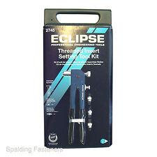 Eclipse con rosca inserto ajuste Nutsert Kit De Herramienta En Estuche De Plástico-M4, 5, 6 Y 8