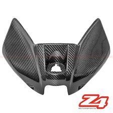 2012-2016 Ninja 650 Gas Tank Front Cover Ignition Key Fairing Cowl Carbon Fiber