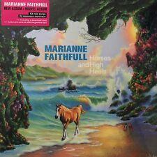 Horses and High Heels by Marianne Faithfull(180g Vinyl 2LP),2010 Naive NV822861/
