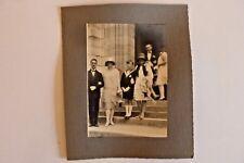 Photo année 1930 mariage  N/B Sortie d'église Département La Guerche 18  222/03