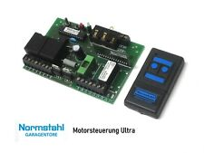 Normstahl Ultra DCM Motorsteuerung Elektronik 433,92 MHz Garagentorantrieb #
