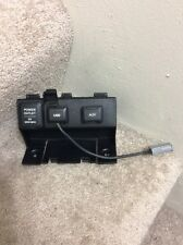 07-09 Acura TSX USB Aux Power Outlet Switch With Casing