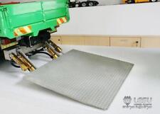 US Stock LESU RC Truck 1/14 TAMIYA Metal Hydraulic Tail Plate Lifting Board