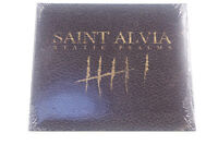 Saint Alvia - Static Psalms 803057016426 SEALED CD A84