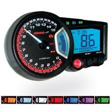 Kapadia RX2 GP STYLE Digital velocímetro CERTIFICADO E ABE