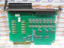 GE, IC600YB804B, INPUT MODULE 115V SERIES SIX WITH FACE PLATE SER. 00695000