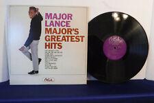 Major Lance, Major's Greatest Hits, Okeh Records OKM 12110, 1965, Soul