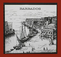 Barbados Decorative Ceramic Tile Art Excellent- Near Mint Condition