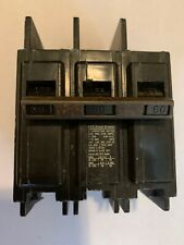 Ite 60 Amp 3 Pole 3P 60A Circuit Breaker Tested