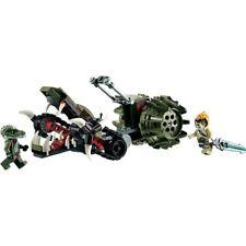 Lego Leyendas De Chima Crawley's Claw Ripper 70001 (2013)