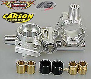 Alu-Achsschenkel, hinten, für Carson/Smartech und FG Modelle - s05502 - uprights