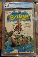 Detective Comics #396 - 1970 DC Bronze Age Issue - CGC VF- 7.5 (Neal Adams)