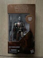 Hasbro Star Wars Black Series Mandalorian Carbonized Target Exclusive NEW