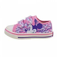 Disney Minnie Maus Slippers Sneakers Schuhe Latschen Rosa Pink Mädchen Girls