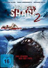 JURASSIC SHARK 2 - KEATS,RICHARD/ARROWSMITH,TERRY/ALLAN,STEPHANIE/+   DVD NEU