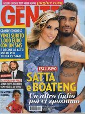 Gente 2014 29.Melissa Satta-Boateng,Laura Pausini,George Clooney-Amal Alamuddin