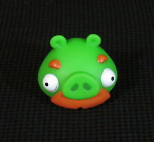 Angry Birds Space Game Green Pig Mustache Replacement Part Piece Toy Only 2012