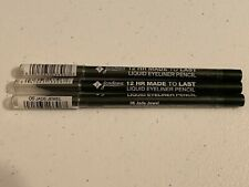 JORDANA 12 hour made to last Liquid Eyeliner Pencil LOT OF 3 #06 Jade Jewel