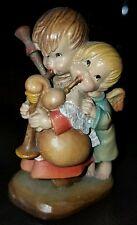 "Anri Ferrandiz ""Little Helper"" Woodcarving 3"""