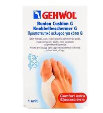 Gehwol Bunion Cushion G Skin Friendly Soft Elastic Polymer Gel Pads 1 unit