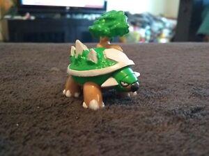 Nintendo Pokemon Pocket Monster 4th Gen TORTERRA Authentic TOMY Mini Figure