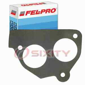 Fel-Pro Fuel Injection Throttle Body Mounting Gasket for 1988-1995 GMC K1500 na