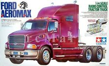 Tamiya 1:14 Tractor Trucks FORD AEROMAX EP RC Car On Road #56309