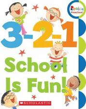 3-2-1 School Is Fun! (Rookie Preschool: My First Rookie Reader)