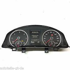 VW Tiguan 5N GP TDI Diesel Tacho Kombiinstrument MFA Cluster 5N0920872C MM7