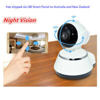 HD 720P IR Wireless Wi-Fi Network CCTV CAM Security IP Camera Baby Pet Monitor