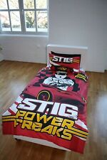 Bbc Worldwide Top Gear Panel Single Bed Duvet Quilt Cover Set Brand New Gift
